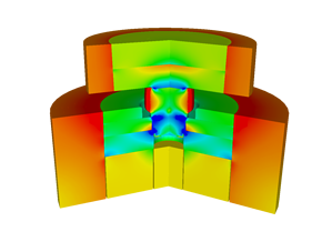 Cold forming die analysis