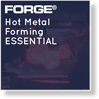 FORGE® Hot Metal Forming ESSENTIAL