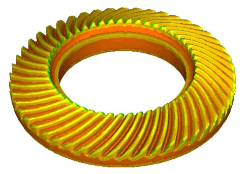 SIMHEAT_quenchinng_bevel_gear_temperature