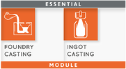 THERCAST® Foundry & Ingot Casting ESSENTIAL