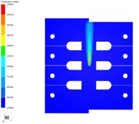 TRANSWELD laser welding Analysis-Temp